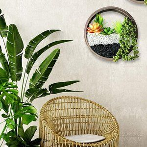 New Modern Hanging Wall Planter